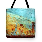 Scorched Tote Bag