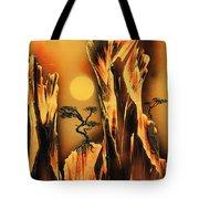Scorcher Tote Bag