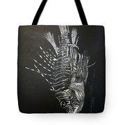 Scorpion Fish Tote Bag