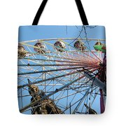 Scot Monument Edinburgh Tote Bag