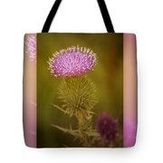 Scotch Thistle Tote Bag
