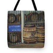 Scotch Whiskey - Barrels - Macallan Tote Bag