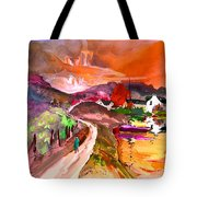 Scotland 02 Tote Bag