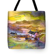 Scotland 11 Tote Bag