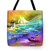 Scotland 15 Tote Bag