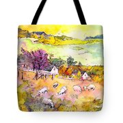Scotland 20 Tote Bag