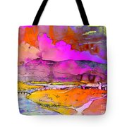Scotland 28 Tote Bag