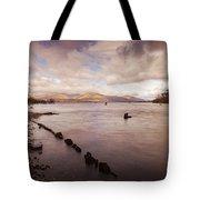Scotland Landscape Tote Bag
