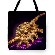 Scorpion Shell Tote Bag
