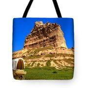 Scots Bluff National Monument Tote Bag