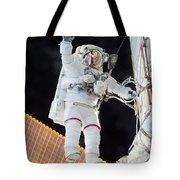 Scott Kelly, Expedition 46 Spacewalk Tote Bag