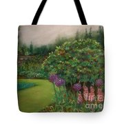 Scottish Garden Tote Bag