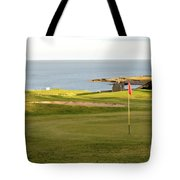 Scottish Golf Tote Bag