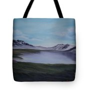 Scottish Highlands. Tote Bag
