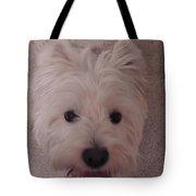 Scottish Smile Tote Bag
