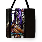 Scottish Stained Glass Window #2 Tote Bag
