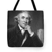 Scottish Surgeon John Hunter Tote Bag