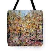 Scotts Run Nature Preserve 201803 Tote Bag