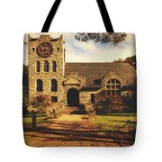 Scoville Memorial Library - Salisbury, Connecticut Tote Bag