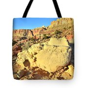 Scrambled Eggs Tote Bag