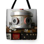 Scrap Bot Tote Bag