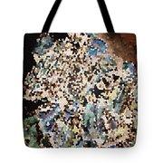 Scrap Yard Mosaic Tote Bag