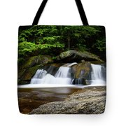 Screw Auger Falls Upper 2 Tote Bag