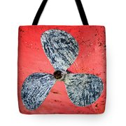 Screw Propeller Tote Bag