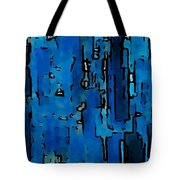 Scribbled Thoughts Tote Bag