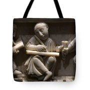 Scribes, 10th Century Tote Bag