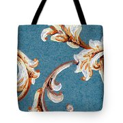 Scrolled Whimsy Tote Bag