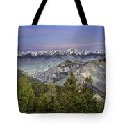 Scull Canyon Tote Bag