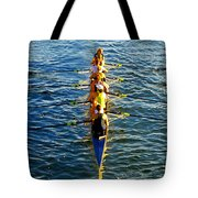 Sculling Women Tote Bag