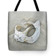 Sculpted By The Atlantic Ocean Tote Bag