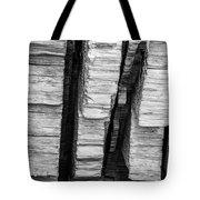 Sculpted Log Tote Bag