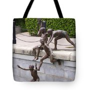 Sculpture By The Bay Tote Bag