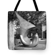 Sculpture Grand Junction Co Tote Bag