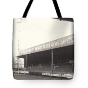 Scunthorpe United - Old Showground - Doncaster Road End 1 - 1960s Tote Bag