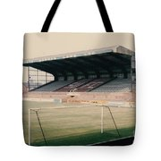 Scunthorpe United - Old Showground - East Stand 2 - 1970s Tote Bag