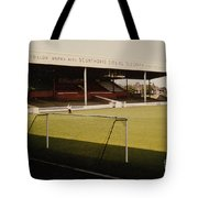 Scunthorpe United - Old Showground - Main Stand 2 - 1970s Tote Bag