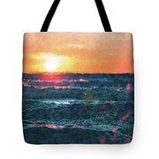 Sea And Sun Tote Bag