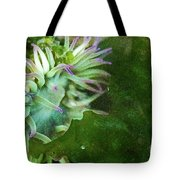 Sea Anemone And Kelp  Tote Bag