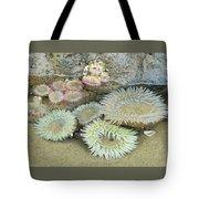 Sea Anemones Tote Bag