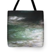Sea At Night 160 X 220 Cm Tote Bag