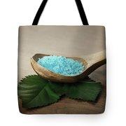 Sea Bath Salt Tote Bag