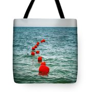 Sea Berries Tote Bag