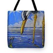 Sea Birds Tote Bag