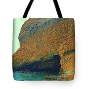 Sea Cave Tote Bag