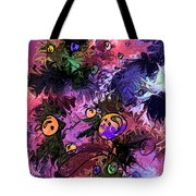 Sea Creatures Tote Bag