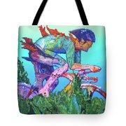 Sea Cycler Tote Bag